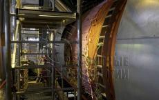 Термообработка при ремонте штуцера барабана. Ремонтные технологии