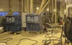 Поставка установки РТ 150-12. Ремонтные технологии