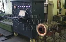 Нагрев тонкостенных изделий в МКБ ИСКРА. Ремонтные технологии