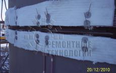 Термообработка кольцевых сварных швов Омск. Ремонтные технологии