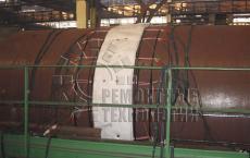 Термообработка кольцевого шва цистерны. Ремонтные технологии