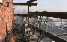 Термообработка замыкающего шва Кстово. Ремонтные технологии