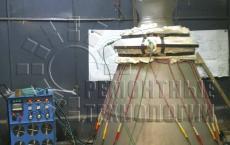 Термообработка ракетного двигателя. Ремонтные технологии