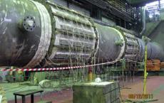 Термообработка реактора. Ремонтные технологии