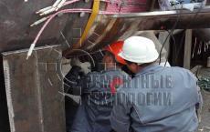Термообработка сложного аппарата. Ремонтные технологии